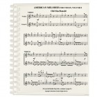 American Melodies for Violin, Volume Il
