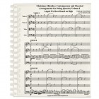 Christmas Melodies, String Quartet I
