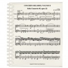 Concerto Melodies For Two Violins, Volume II