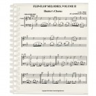 Flip-Flop Melodies For Cello and Violin, Volume II